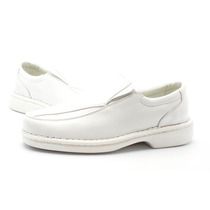 Sapato Anti Stress Masculino Pelica Branco