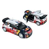 Citroen Ds3 #1 Wrc World Champion Rally France Winner 2012
