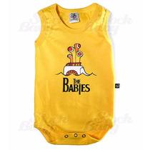 Body Beatles Yellow Submarine Regata Fabricante Super Oferta