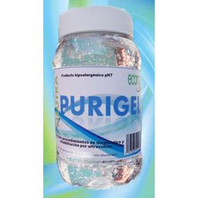 Gel De Ultrasonido Transparente Neutra Hipoalergenica 1kilo