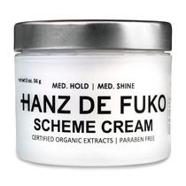 Hanz De Fuko - Scheme Cream - Cera - Pelo - Hombre