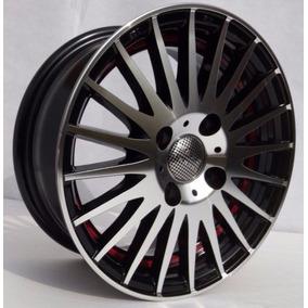 Rin 13 X 5.5 Deportivo Aluminio 4/100 Saxo Tuning