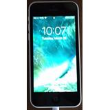 Iphone 5c Branco 8gb Seminovo - 4g/3g - Wifi