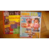 Lote Revistas De Manualidades-oferta-(goma Eva/mostacillas)