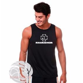 Camiseta Camisa Regata A Rammstein Bandas Rock A Melhor!!!