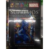 Coleção Oficial De Graphic Novels Marvel Numero 13