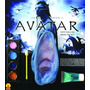 Disfraz Kit De Maquillaje Deluxe Avatar Na