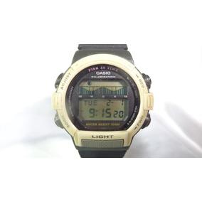 e27be243dab Relogio Casio Ft 200 Forester Pesca - Relógios no Mercado Livre Brasil