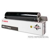 Np 6012 Fotocopiadora Canon Toner Canon Npg-11 Negro