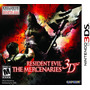 Resident Evil: The Mercenaries- Nintendo 3ds - 3ds Fisico