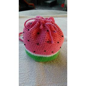 Bolsos De Nena Tejidos Crochet