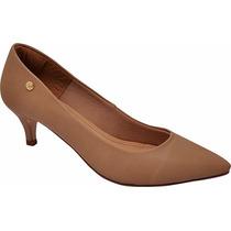 Sapato Scarpin Feminino Salto 4,5cm Bico Fino Festa Ref.7847