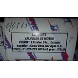 Valvula Escape Escort 1.8 Zetec 97/...