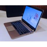 Misil! Ultrabook Hp Spectre I5 T/iluminado Aluminio Cromado!