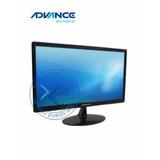 Monitor Advance A-195ms, 19.5 Led,1600 X 900.sellado
