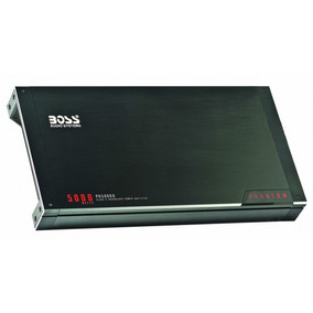 Amplificador Digital Boss 1800w Rms