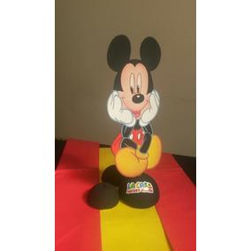 Centro De Mesa,chupetero Mickey Fiesta Infantil Mickey Mouse