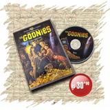 Dvd Os Goonies Clássico Sessão Da Tarde Filmes Anos 80 Cult