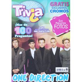 Libro Trivia One Direction (envío Gratis) Nueva Y Original