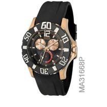 Relógio Magnum Masculino Esportivo Pulseira Silicone Ma31668