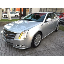 Cadillac Cts A 4p Luxury Aut 2010