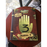 Gravity Falls Diario 3 (journal)