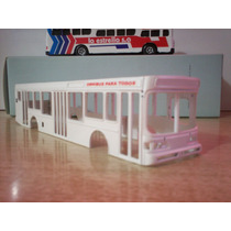 Carroceria Metalica Colectivo Micro Omnibus Bus Buby Esc1.50