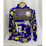Camisa Retrô Palmeiras Do Goleiro Veloso Modelo 1994