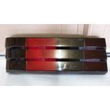 Lanterna Traseira Escort Xr3 84/86 Fumê 100% Orig Ford L E