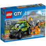 Lego City: Volcán: Camión De Exploración
