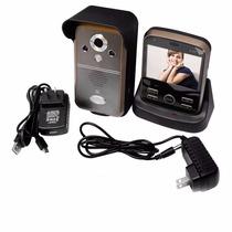 Sistema De Portero Interfono Inalambrico Imagen Audio Xaris.
