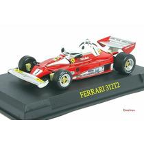 Ferrari 312 T2 Niki Lauda 1976 Coleccion Ixo Ferrari 1/43