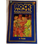 Hq Revista Rock Animal Nº2 Aventura Centro Da Terra A Fuga