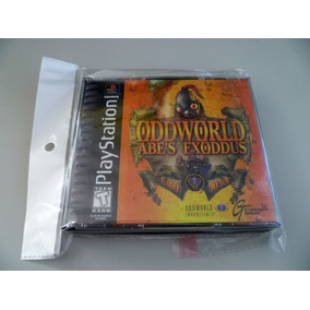Ps1 Playstation One Oddworld Abe´s Exxodus Excelente!!