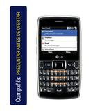 Lg Gw550h Cám 3.5mpx Windows Sms Mms Wifi Redes Sociales