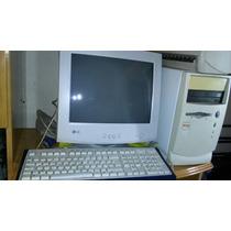 Computadora Con Impresora Lg