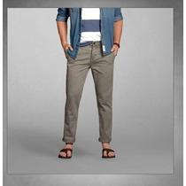 Pantalon Abercrombie And Fitch Chinos Skinny Talla : 30