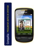 Samsung Corby Ii S3850 Cám 2mpx Wifi Redes Sociales Radio Fm