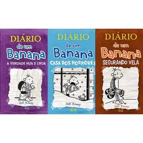 Diario De Um Banana - Vol 5 Ao 7- Capa Dura - Jeff Kenney