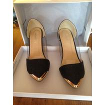 Zapatos De Fiesta Importados Talla 38