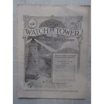 Atalaya - Rutherford - Watchtower - Testigos De Jehová