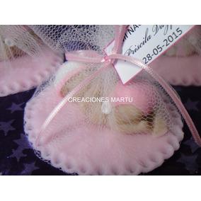 Bebe Souvenir Porcelana Fria Baby Shower Nacimiento Añito