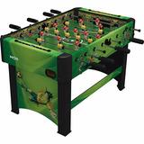 Mesa De Pebolim Stadium Green-mor-diversão-preço De Fábrica