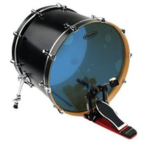Evans Hydraulic Blue Bass Drum Head 22 Inch
