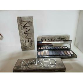 Naked Smoky Paleta De Sombras