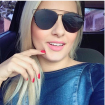 Oculos De Sol Feminina Espelhado Varias Cores Pronta Entrega