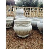 Formas Para Vasos Trabalhados De 50 A 60 Cm De Altura
