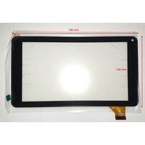 Touch Tablet 7 Tp070215 Aoc Vios Stylos Colortab Wepad Negro