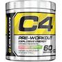 C4 G4 New Formula (60 Serv.) Pre Entrenamiento Cellucor