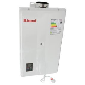 Aquecedor Gas Digital Reu 1602- 22.5 Gn Ou Glp Litros Rinnai